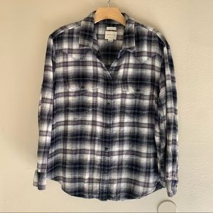 American Eagle // Oversized Flannel